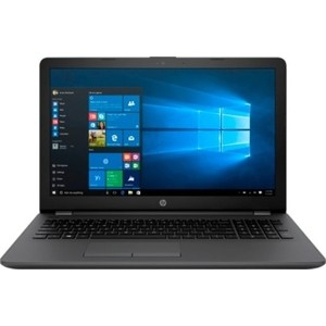 Ноутбук HP 250 G6 15.6 HD/ i3-5005U/4Gb/500Gb/DVDRW/W10 (7QL92ES) ноутбук hp 15 rb026ur amd a4 9120 2200 mhz 15 6 1366x768 4gb 500gb hdd dvd нет amd radeon r3 wi fi bluetooth windows 10 home