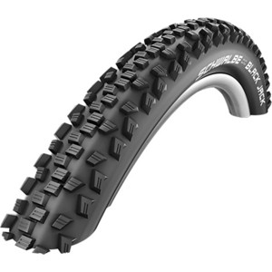 Велопокрышка SCHWALBE BLACK JACK K-Guard 47-406 (16х1,9)