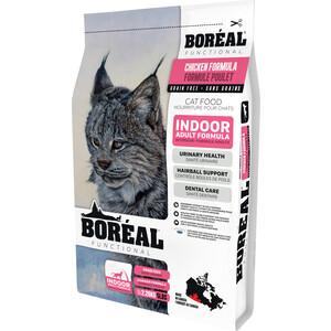 Сухой корм Boreal Functional для кошек домашнего содержания всех пород с курицей 2,26кг
