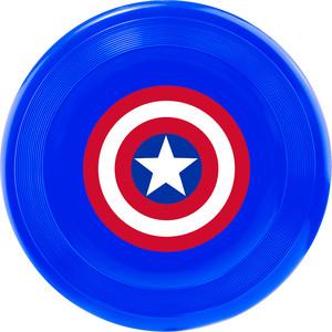 цена на Игрушка Buckle-Down Капитан Америка фрисби