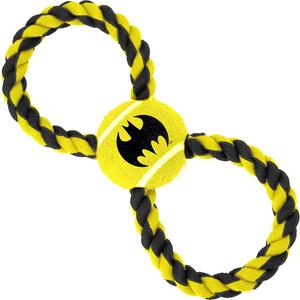 цена Игрушка Buckle-Down Бэтмен мячик на верёвке онлайн в 2017 году