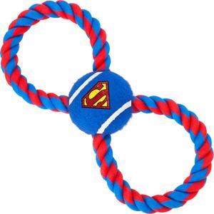 Игрушка Buckle-Down Супермен цвет мячик на верёвке jackets modis m182s00041 down coat jacket for female for woman tmallfs