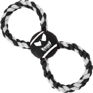 Игрушка Buckle-Down Веном мячик на верёвке