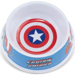 цена на Миска Buckle-Down Капитан Америка