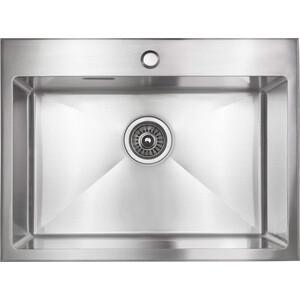 Кухонная мойка Kaiser KSM-6045 нержавеющая сталь (KSM-6045)