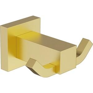 Крючок двойной Timo Selene золото матовое (17012/17)