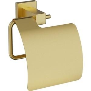 Держатель туалетной бумаги Timo Selene золото матовое (17042/17)