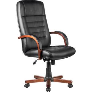 Кресло Riva Chair М 155 A Laguna Тай черная экокожа