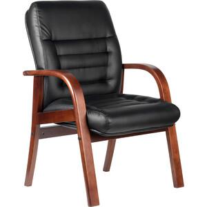 Кресло Riva Chair М 155 D/B Тай черная экокожа