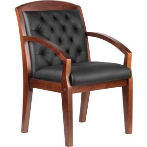 Стул Riva Chair М 175 D Тай черная кожа