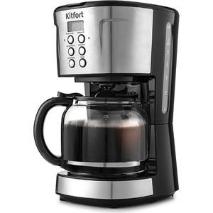 Кофеварка KITFORT KT-731 кофеварка kitfort kt 702