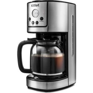 Кофеварка KITFORT KT-732 кофеварка kitfort kt 702