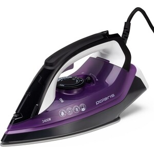 Утюг Polaris PIR 2485K ,фиолетовый