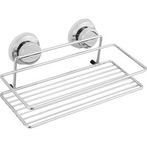 Полка-решетка Fora ATLANT для ванной на присосках