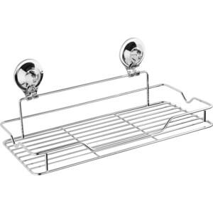 Полка Fora TRIUMF для ванной Большая на присосках