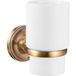 Стакан для ванной комнаты Fora REAL керамический зубных щеток