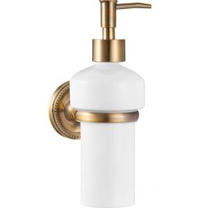 Дозатор для жидкого мыла Fora REAL керамический