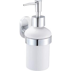 Дозатор для жидкого мыла Fora BRASS керамический