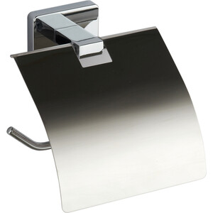 Держатель для туалетной бумаги Fora STYLE с крышкой