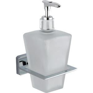 Дозатор для жидкого мыла Fora STYLE стеклянный матовый