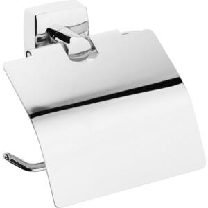 Держатель для туалетной бумаги Fora Keiz с крышкой