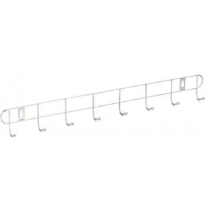 Вешалка Fora настенная с 8 крючками