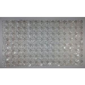 SPA-коврик Fora Мозаика 67*38см прозрачный