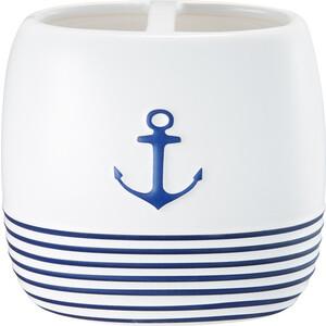 Стакан для ванной комнаты Fora Royal Navy зубных щеток настольный керамика