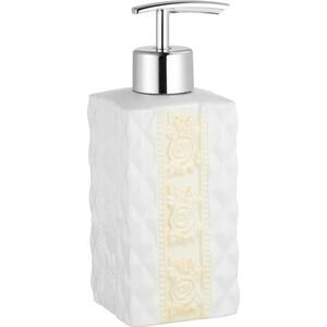 Дозатор Fora Diamond для жидкого мыла настольный керамика