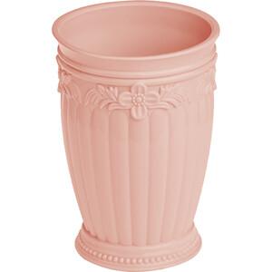 Стакан для ванной комнаты Fora Elegance настольный розовый