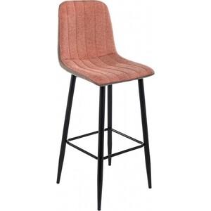 Барный стул Woodville Marvin terracotta/brown gramercy буфет marvin sideboard