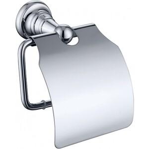 Держатель туалетной бумаги Kaiser Classic с крышкой, хром (KH-2200)