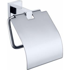 Держатель туалетной бумаги Kaiser Canon с крышкой, хром (KH-2300)
