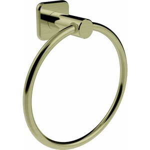 Полотенцедержатель Kaiser Vera кольцо, бронза (KH-4701)