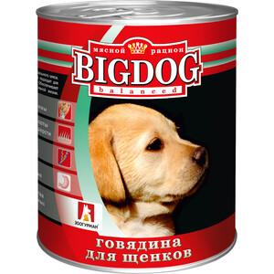 Консервы Зоогурман BIG DOG для щенков 850г