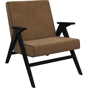 цена на Кресло для отдыха Мебель Импэкс Вест венге ткань Verona brown, кант Verona wenge