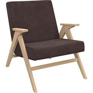цена на Кресло для отдыха Мебель Импэкс Вест натуральное дерево ткань Verona wenge, кант Verona wenge