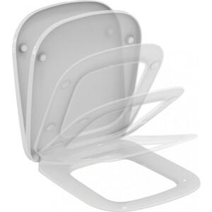 Сиденье с микролифтом Ideal Standard Esedra (T318101) бра esedra 796628