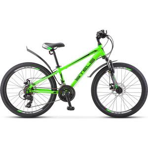 цена на Велосипед Stels Navigator 400 MD 24 F010 (2019) 12 зеленый