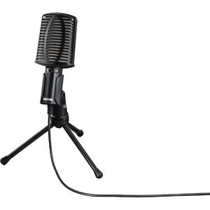 Фото - Микрофон проводной HAMA Allround (00139906) 2м black микрофон проводной hama allround 00139906 2м black