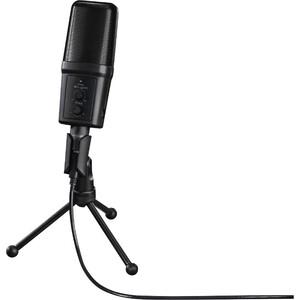 Микрофон проводной HAMA uRage MIC xStr3am Revolution 2.5м black