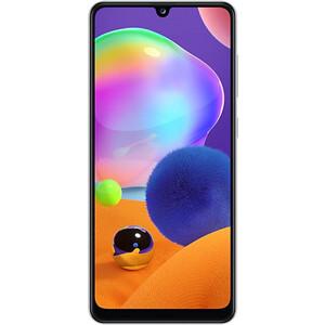 Смартфон Samsung Galaxy A31 4/64Gb White (SM-A315FZWUSER) смартфон samsung galaxy s9 sm g965f 64gb бургунди