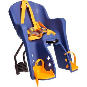 Детское велокресло BQ BG-6 крепление на раму спереди синее (до 15 кг)