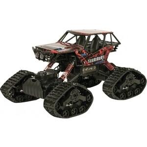 Радиоуправляемый краулер Junfa Toys CLIMBER на гусеницах со сменными колесами - 8897-192Е - 8897-192E climber
