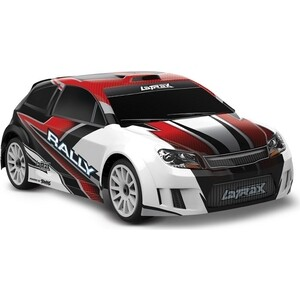 Радиоуправляемая машина TRAXXAS LaTrax Rally 1:18 4WD Fast Charger Red - TRA75054-1-R