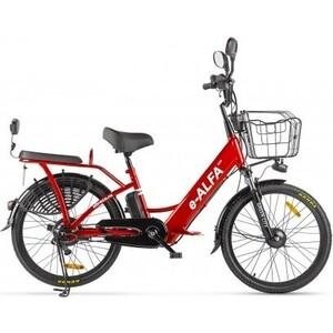 Велогибрид GREEN CITY e-ALFA new 022301-2155
