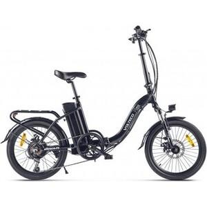 Велогибрид VOLTECO FLEX (черный-2193) FLEX (черный-2193)