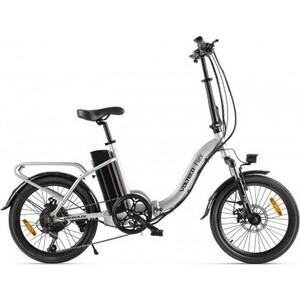 Велогибрид VOLTECO FLEX (серебристый-2212) FLEX (серебристый-2212)