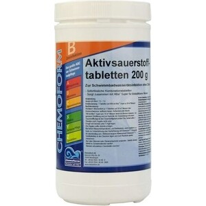 Аквабланк О2 Chemoform 0592001 Таблетки (200 г) 1 кг