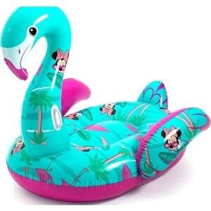 Надувной плотик Bestway 91081 BW Фламинго Disney Fashion 173x170 см
